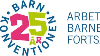 Barnkonventionen fyller 25 år!