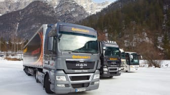 Nya dimensioner på vinterdäck från Continental