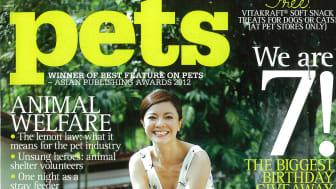 Evorich Flooring Featured in PETS Magazine 2013
