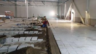 Golvimporten levererar golv och golvläggning till Coops nya butik i Bålsta