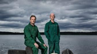 Porträtt av Bigert & Bergström 2017