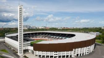 Olympiastadionin vaativa peruskorjaushanke on palkittu jo neljä kertaa.