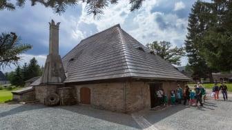 Museumskomplex Saigerhütte Grünthal Olbernhau mit Kupferhammer
