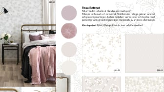 Trend 2 2018: Rosa Retreat