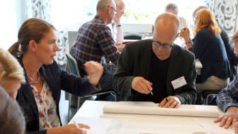 Workshop på Johanneberg Science Park