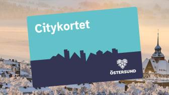 Rekordförsäljning av Citykort under 2020