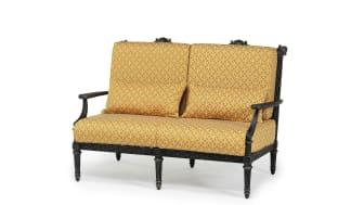 2 sits soffa i serien GRAND, finns bara på Vansta Trädgård