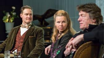 Strindbergs Dödsdansen ges på Vallentuna Kulturhus