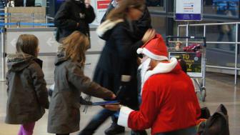 Nu blir julresan med barnen roligare