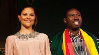 James Kofi Annan – World's Children's Prize barnrättshjälte