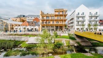 Projekt iValla nominerat till Årets Bygge 2018