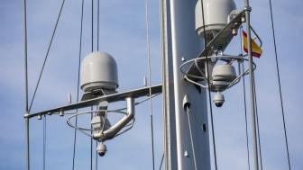 e3 has installed Inmarsat's dual antenna Fleet Xpress solution on performance superyacht Ganesha