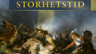 """Boken """"Sveriges Storhetstid"""" tar upp Sveriges utveckling från ett fattigt land i Europas utkant till en makt att räkna med"""