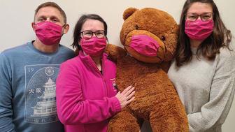 Solidarität zeigen: Bärenherz-Schutzmasken erwerben