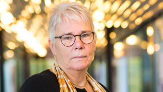 Monica Johansson (S), regionstyrelsens ordförande Region Sörmland och vice ordförande Mälardalsrådet. Pressbild.
