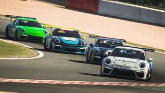 1. afdeling af Porsche Esports Carrera Cup Denmark