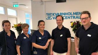 Den 2 april öppnar Kvarnholmens vårdcentral som arbetar med digital och fysisk primärvård.
