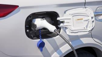 40 års utveckling av elbilar