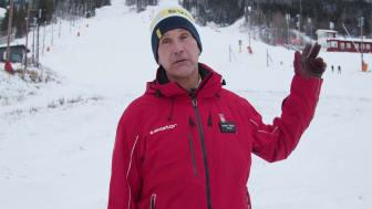 Unik säsongsöppning i Åre - skidåkning från högzon