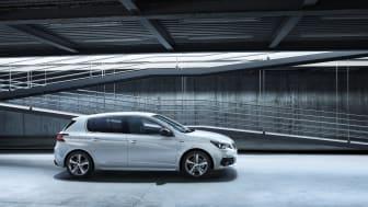 Nya Peugeot 308 är redo för Sverige.