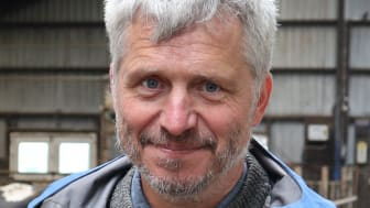 Børre Solberg, daglig leder i Økologisk Norge. Foto: Marte Guttulsrød