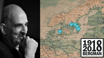 Storyspot firar Ingmar Bergman 100 år med fem storyspots om betydelsefulla platser för regissören.