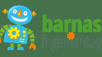 Barnas ingeniørdag logo
