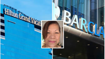 """Veronica Johnson.  """"Hilton and Barclays left me in huge financial difficulties"""""""