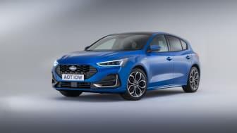 Ford Focus ST-Line 2021 (2)