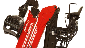 Cranab is launching a completely new programme for truck cranes