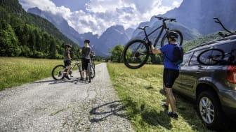 Le vélo séduit toujours plus de vacanciers... ... mais rares sont les vélos suffisamment bien assurés