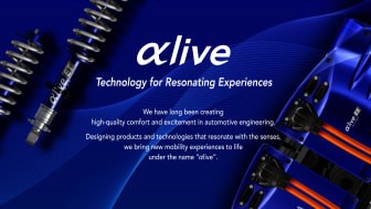 Yamaha Motor Launches αlive Concept for Automotive Products and Technologies  - Sound device and more to be displayed at the Automotive Engineering Exposition 2021 ONLINE -