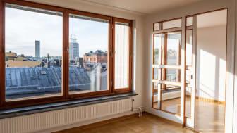 Nu hyr vi ut våra nyrenoverade lägenheter på S:t Paulsgatan