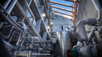 VEAS- Norges största avloppsreningsverk, foto: Torbjørn Tandberg/VEAS
