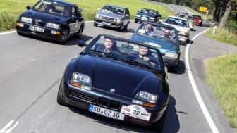 Zurich ist Partner der KölnHistoric, der faszinierendsten Old- und Youngtimer-Rallye im Rheinland
