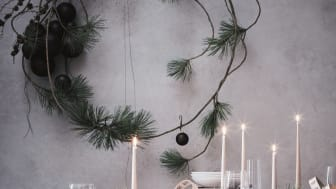 Rosenthal - It's definitely Christmas! Festive dinner table with Rosenthal TAC and Junto