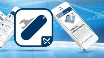 Grundfos lanserar ny app för VVS-installatörer