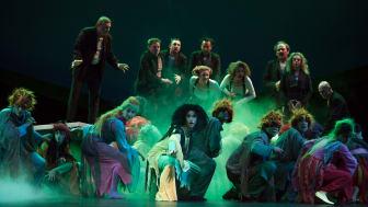 Faust 1 Walpurgnisnacht by Georg Tedeschi