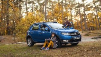 Ny livsstilsbil fra Dacia