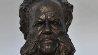 Gustav Vigeland, Henrik Ibsen, 1903. Bronze. Vigeland Museum, Oslo.