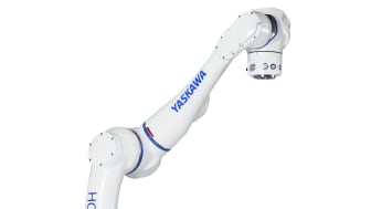 MOTOMAN HC20DT är YASKAWAS nya hybridrobot