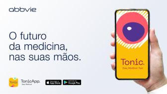 AbbVie junta-se à Tonic App para disponibilizar recursos médicos exclusivos em aplicação móvel