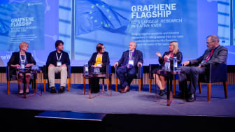 Graphene Flagship experts from various disciplines highlighted the project's progress in the Open Forum.
