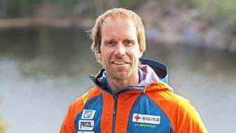 Nu ska drömmen om K2:s topp förverkligas. Fredrik Sträng åter till världens tuffaste berg