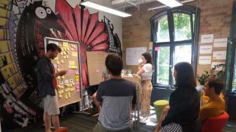Veolia PraxisCamp 4.0: Workshop Ressourceneffiziente Stadt der Zukunft