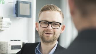 Christian Balle, Produkt- og Segmentchef for OEM i Schneider Electric Danmark
