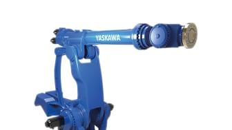 MOTOMAN MH900 är en robot med en hanteringskapacitet på 900 kg