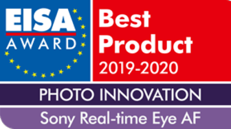 EISA-Award-Sony-Real-time-Eye-AF