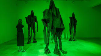 Sandra Mujinga på Göteborgs konstmuseum, 2021, 2