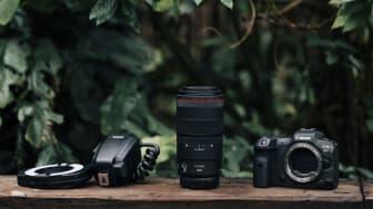 Canon esittelee kolme uutta RF-objektiivia, jotka tarjoavat valokuvaajille innovatiivisia ominaisuuksia. Yksi näistä objektiiveista on ensimmäinen laatuaan maailmassa.
